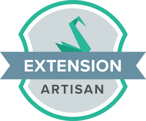 Sylius Extension Artisan badge